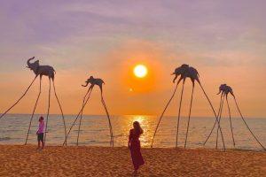 """Review """" Thiên đường Selfie """" SunSet Sanato Beach Club Phú Quốc 1"""