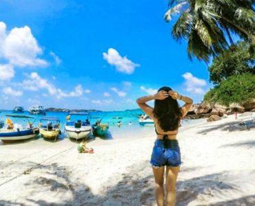Tour cano 4 đảo – khám phá Hòn Mây Rút, hòn Móng Tay, hòn Dăm Ngang