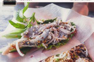 Gỏi cá trích của Kiên Giang lọt Top 100 món ăn đặc sản Việt Nam
